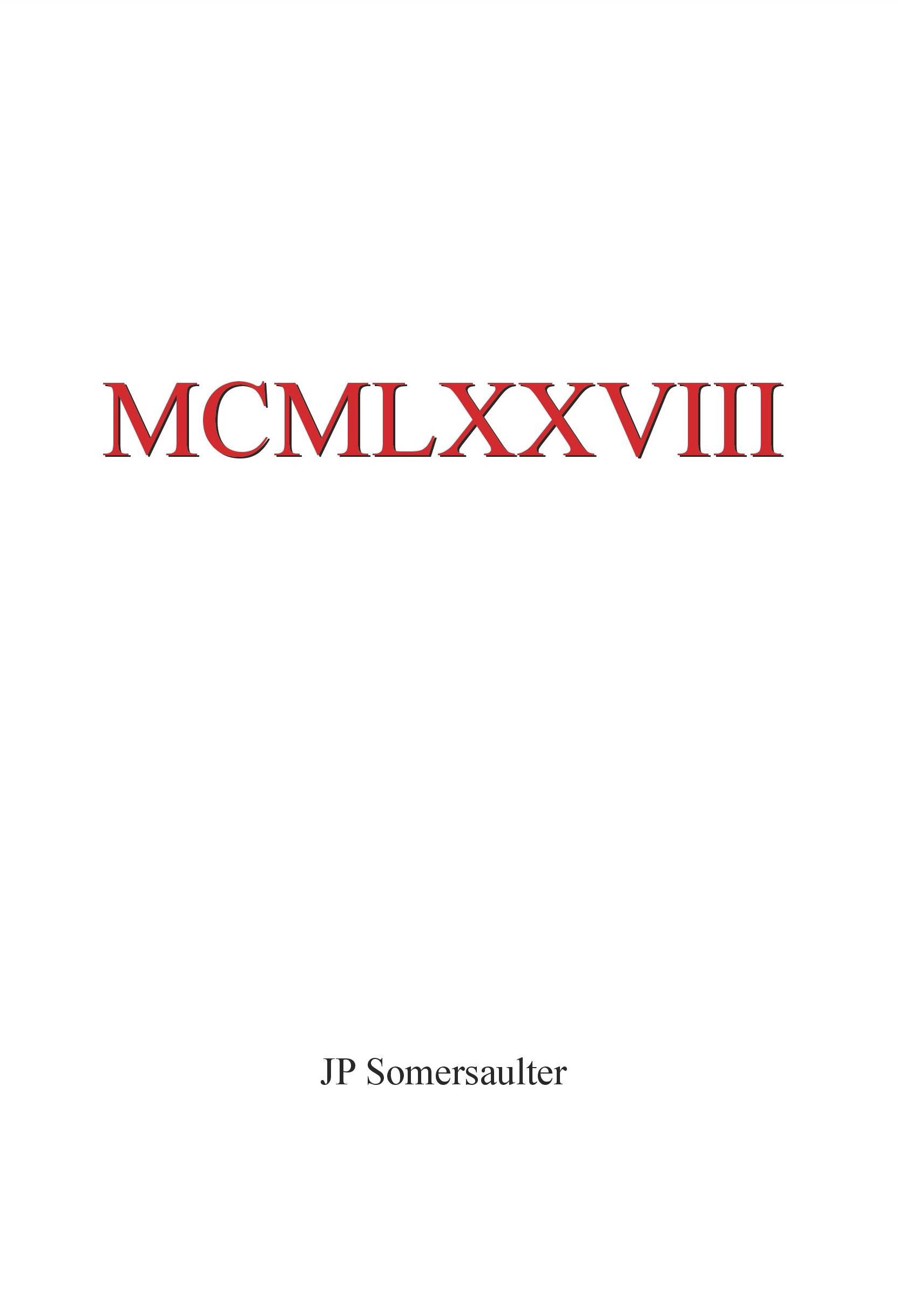 MCMLXXVIII